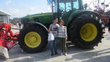 Dag van de Landbouw: boerderijbezoek