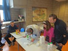 Experimenteren: centjes in citroensap